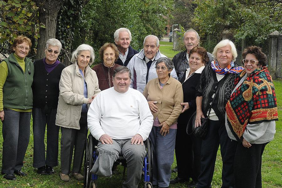 Foto adultos mayores