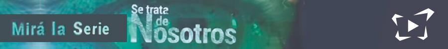 Banner Se trata de Nosotros