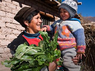 Imagen ilustrativa Familias y Nutrición
