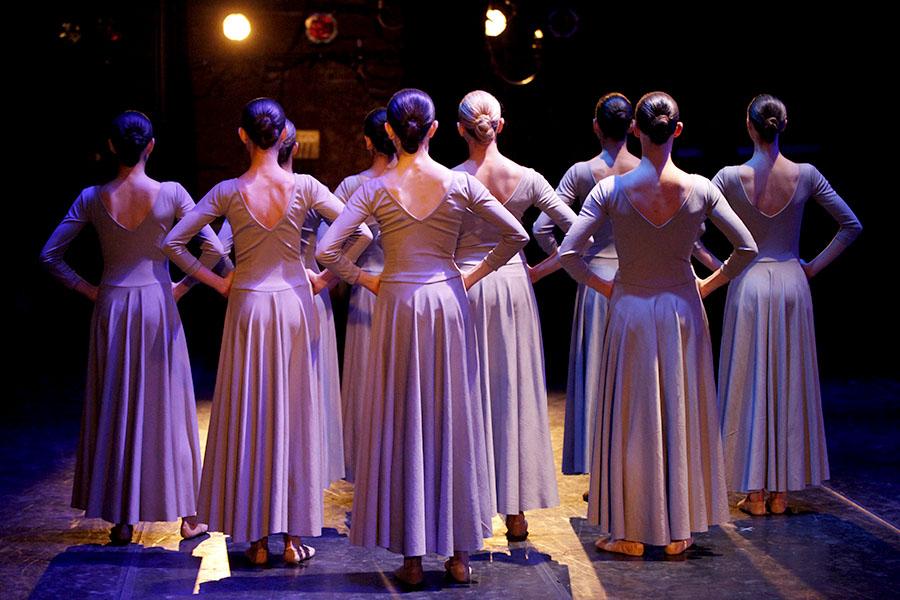 Imagen ilustrativa Danza