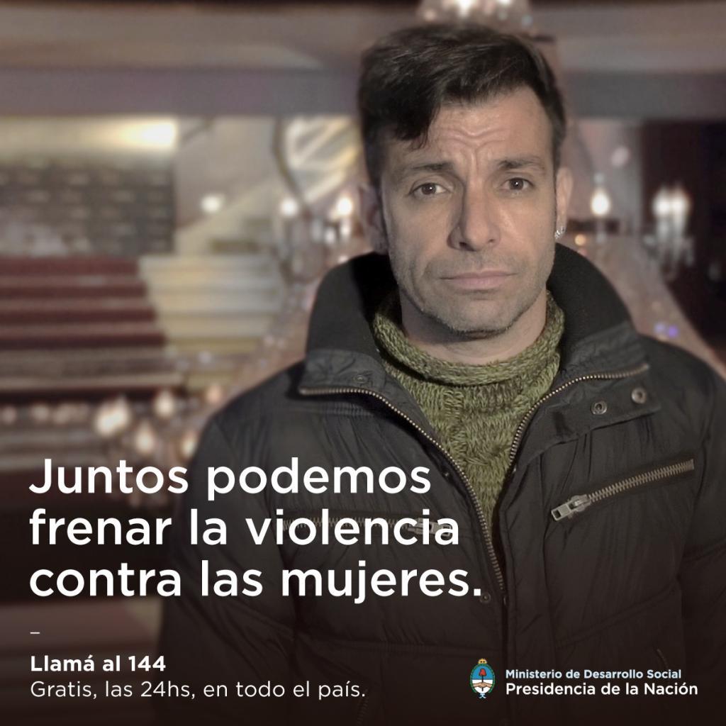 Imagen ilustrativa de Martín Bossi.