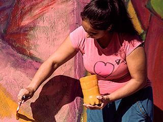Imagen ilustrativa de Murales Colectivos