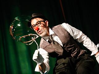 Imagen ilustrativa de Teatro