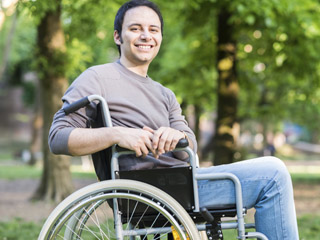 Imagen ilustrativa pension no contributiva por discapacidad