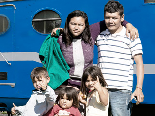 Imagen ilustrativa de la política de Tren