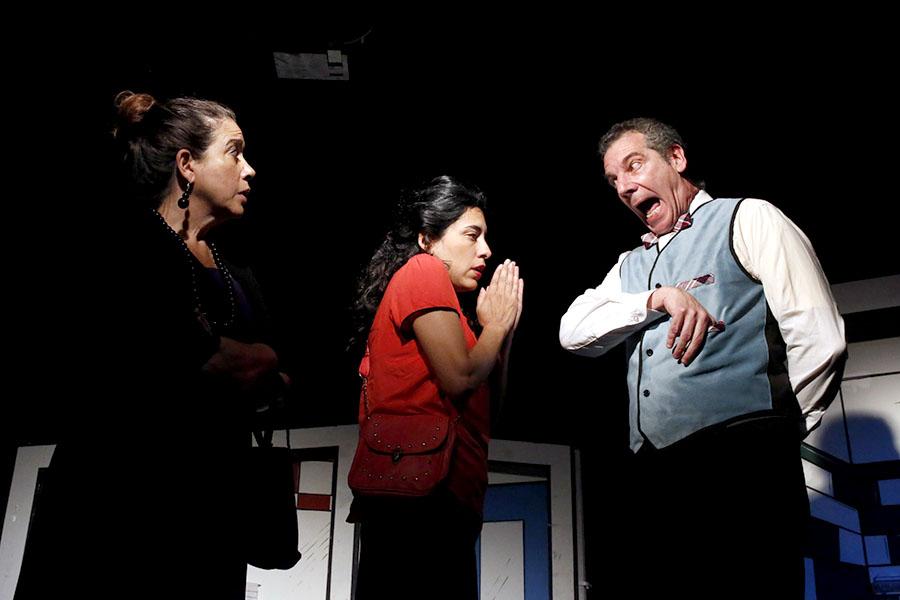 Imagen ilustrativa de una función de teatro