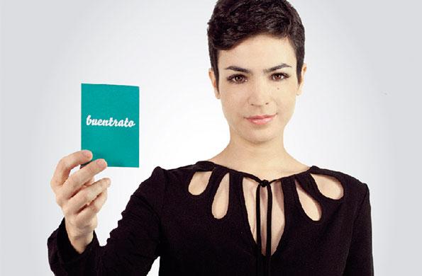 Agustina Cherri es una de las personalidades que forma parte de la campaña.