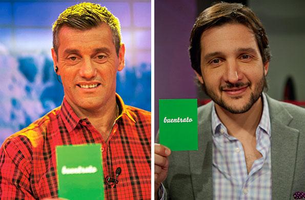 Sergio Goycochea y Germán Paolosky también brindaron su adhesión.