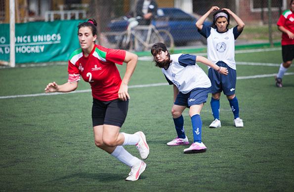 Sueña con dedicarse a este deporte y participar de los Juegos Olímpicos de la Juventud.
