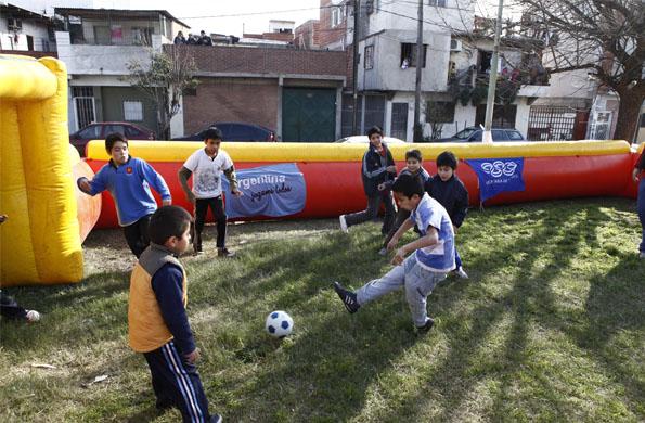 La actividad física es un patrimonio cultural de los pueblos.