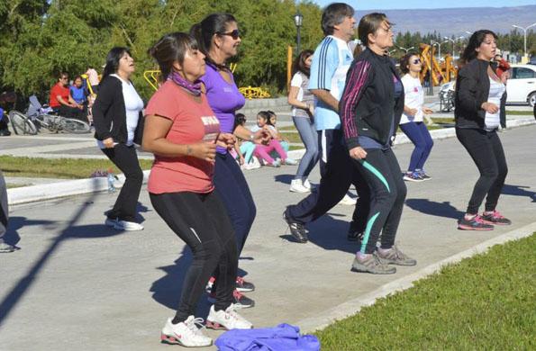 La realización de actividad física aumentó a partir de las políticas del Gobierno nacional.