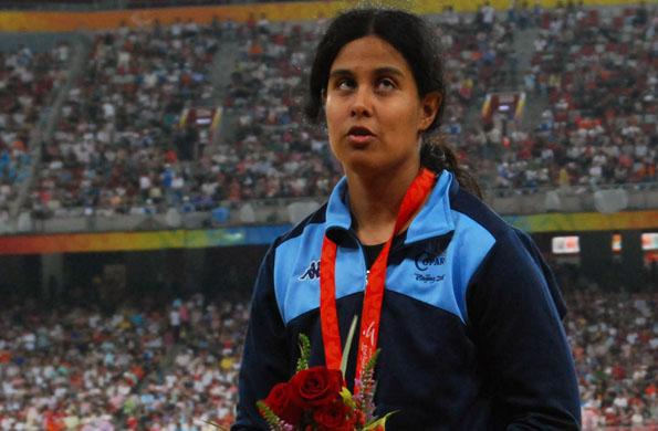 Mariela Almada es uno de los máximos referentes del deporte paralímpico nacional.