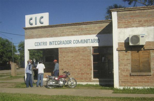 Se crearon 2 Centros Integradores Comunitarios: uno en paraje Olla Quebrada y otro en El Espinillo.