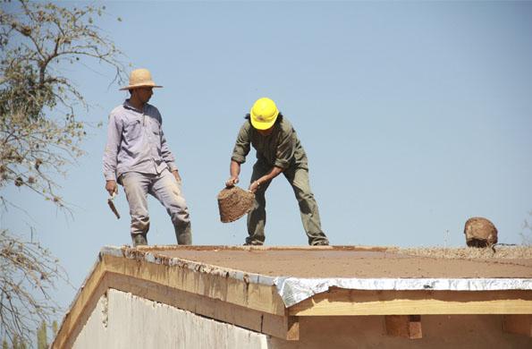 En Chaco se finalizaron 37 obras para la comunidad y 2 playones deportivos totalmente equipados
