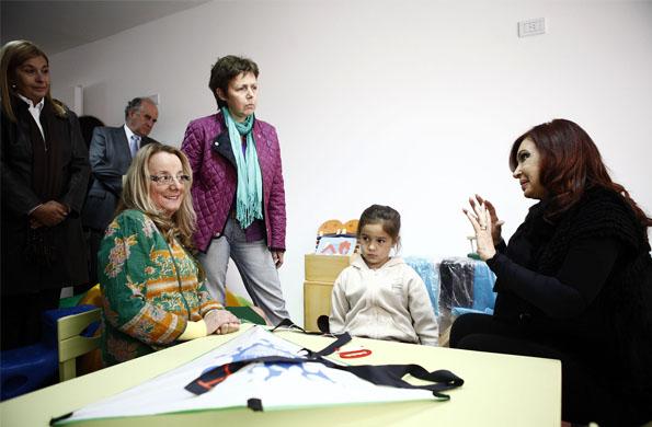 El CIC cuenta con modernas instalaciones para la atención de la niñez temprana.