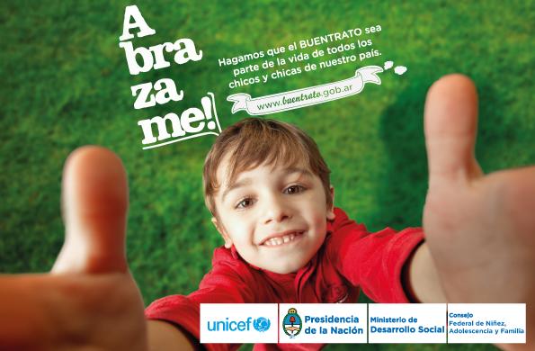 Esta iniciativa promueve el trato respetuoso hacia los chicos y chicas.