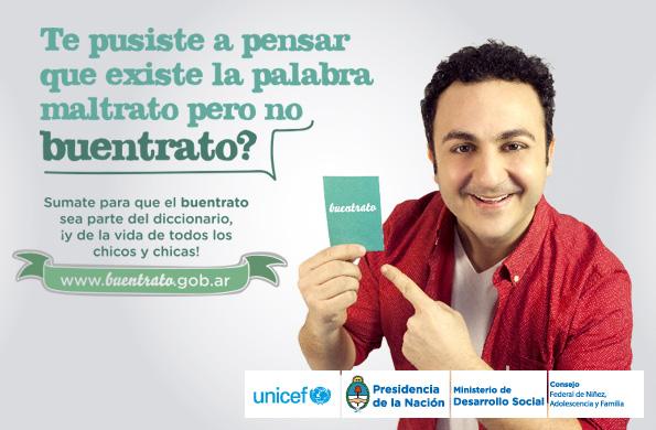Diego Topa es una de las personalidades que adhirió a la campaña de Buentrato.