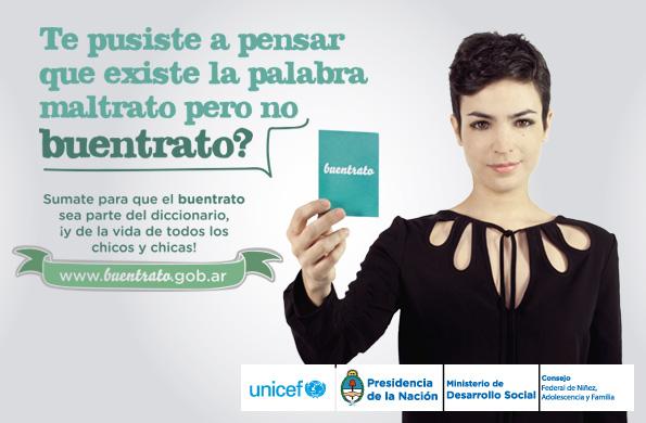 Agustina Cherri ya adhirió a la campaña de Buentrato.