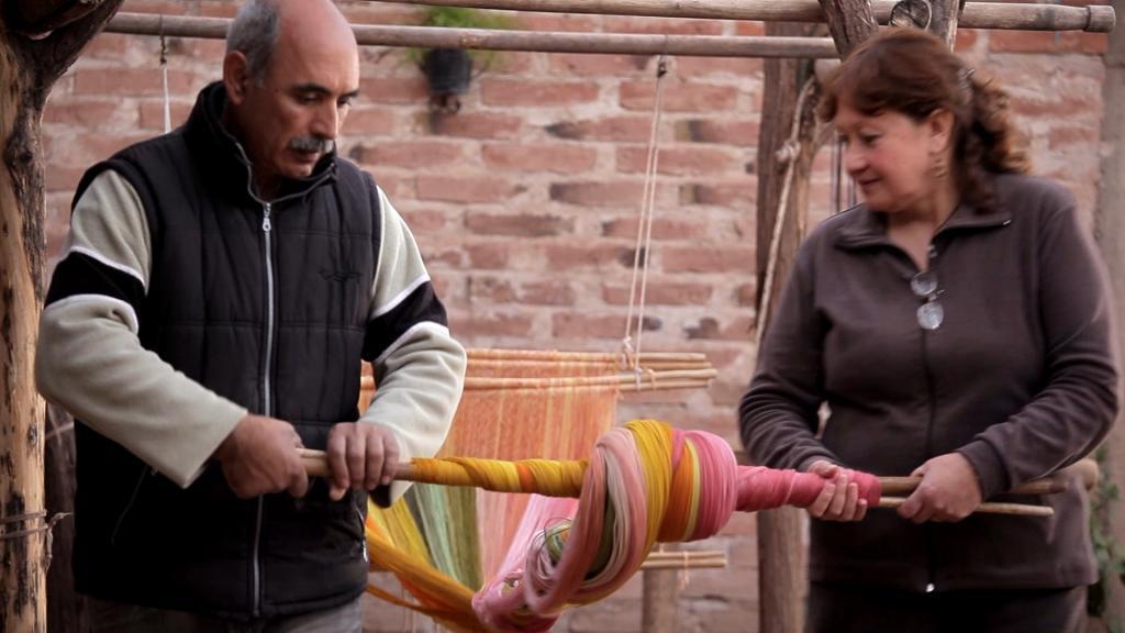 Rua Chaky: tejidos con tradición familiar catamarqueña.