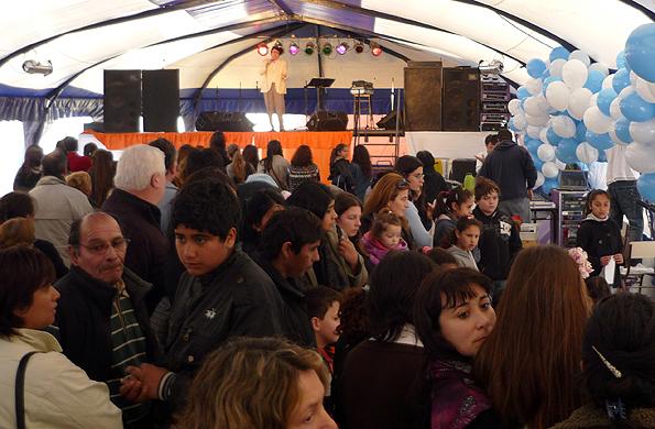 La Fiesta del Postre de Balcarce se desarrollará hasta el domingo 28.