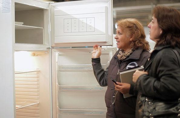 Las heladeras elaboradas se destacan por su gran calidad.