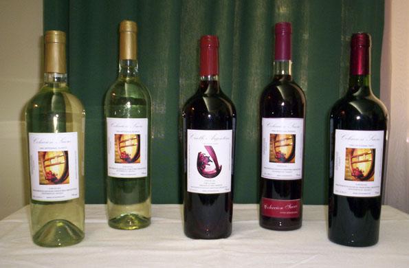 Los vinos elaborados tienen un aroma y sabor únicos.