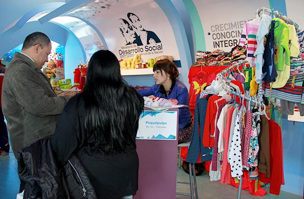 Se dedica a la fabricación de prendas originales para niños de todas las edades.