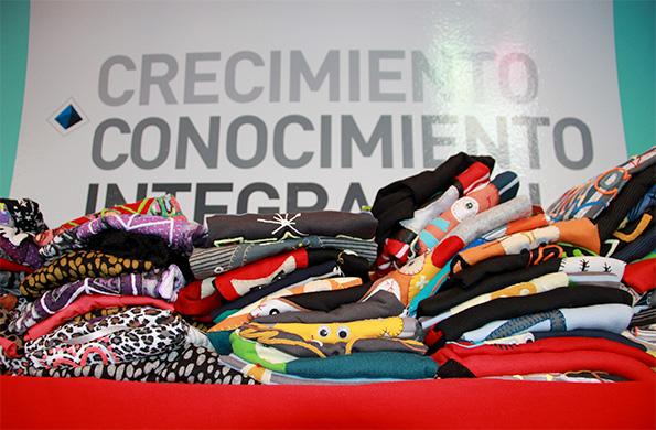 La iniciativa comercializa sus productos en la feria permanente de la localidad de Cañuelas.
