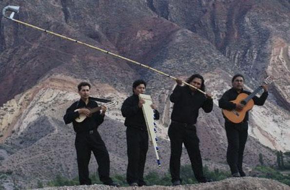 Tarpuy tiene su propio grupo musical, que integran los impulsores del proyecto productivo.