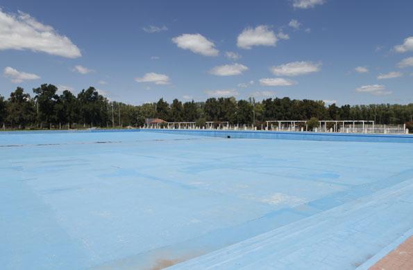 El CeReNa cuenta con una extensa área de piletas también puesta en valor.