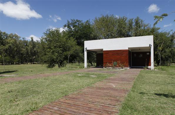 Entre las obras realizadas se destaca la reestructuración de distintos espacios multiuso.