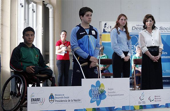 Facundo Arregui deportista