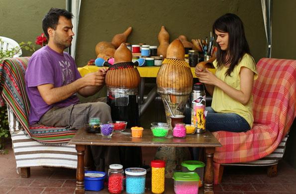 El emprendimiento fue fundado por la pareja conformada por Ignacio y Débora.