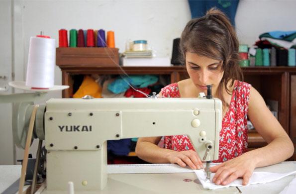La cooperativa también forma parte de una Red Textil.