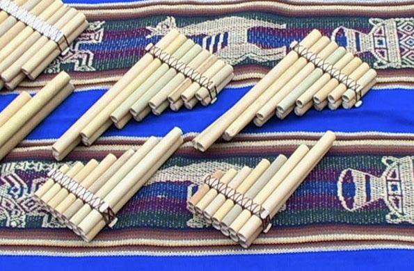 Todos los instrumentos de la asociación son elaborados artesanalmente.