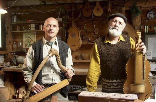 La Asociación Argentina de Luthiers está integrada por más de 100 artesanos de todo el país.