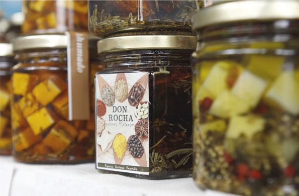 Por pedido de sus clientes se capacitaron e incluyeron las mermeladas y dulces en su emprendimiento.