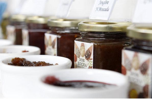 Los productos son de programas de agricultura familiar de la ciudad de La Plata.