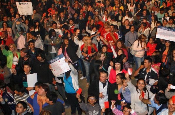 El evento multitudinario tuvo lugar en El Calafate del 14 al 23 de febrero.