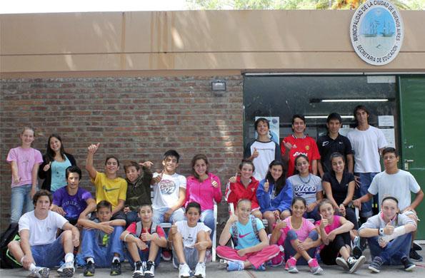 Las clases en la escuela del CENARD comenzaron con 24 nuevos deportistas de distintas provincias.