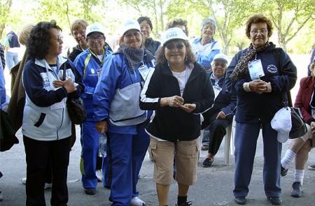 Desarrollo Social implementa políticas gerontológicas basadas en el paradigma de derechos.