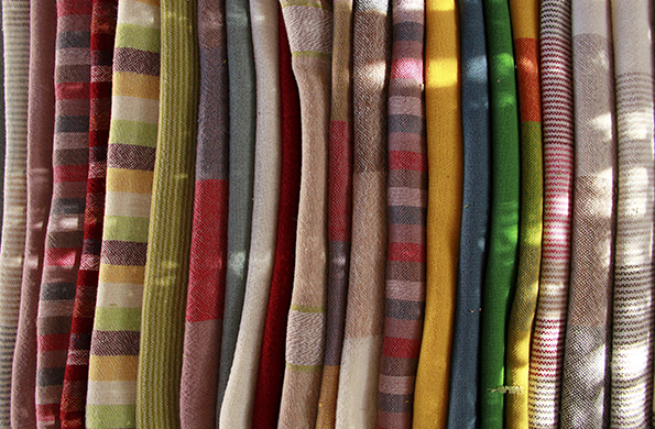 """Productos artesanales elaborados por las familias que viven en el paraje """"El Colte"""" en Salta."""