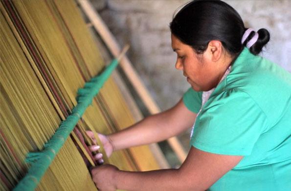 Este proyecto está integrado por más de 800 artesanos y artesanas.
