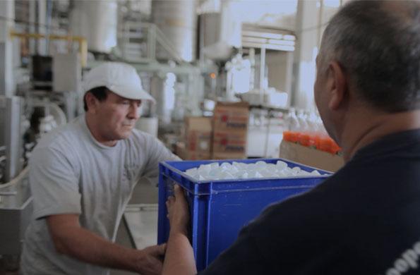 Para agosto, la iniciativa prevé lanzar al mercado aguas saborizadas.