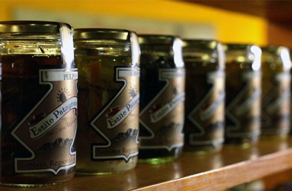 Estilo Patagonia es un emprendimiento familiar de elaboración de conservas y paté.