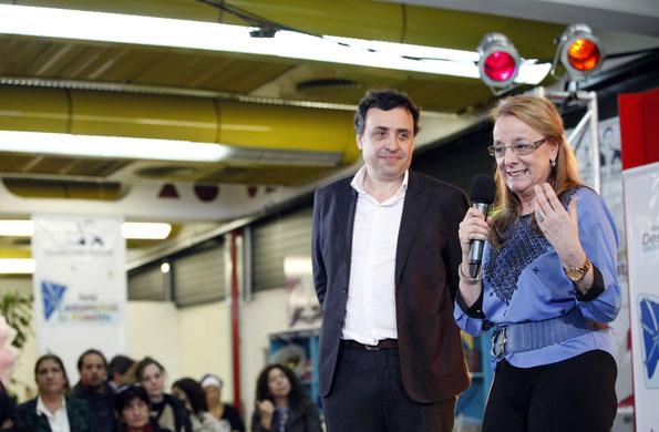 """""""Comprarle a los emprendedores es un símbolo de nuestra identidad"""" afirmó Alicia Kirchner."""