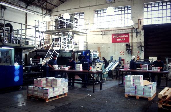 Hoy el emprendimiento cuenta con 64 socios y sobresale por la calidad de impresión.
