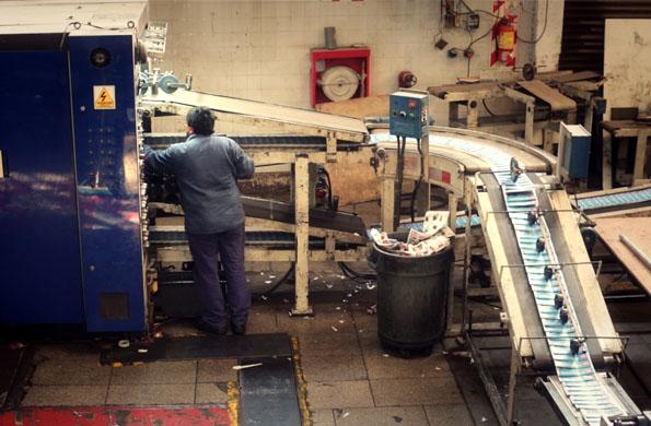 Gráfica Patricios ingresó en 2006 al programa Manos a la Obra que le permitió comprar maquinaria.