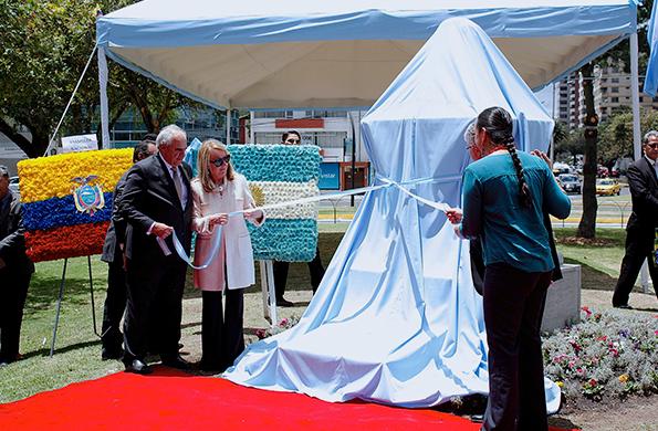 El ex Presidente Néstor Kirchner fue secretario general de la UNASUR.