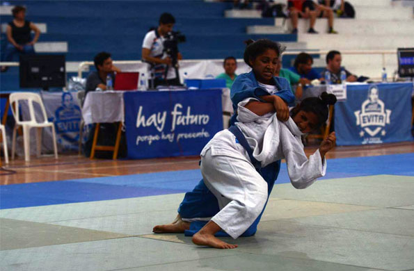 Sueña con participar en los Juegos Olímpicos de la Juventud en 2018.